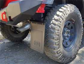 Mudflap Mount Kit