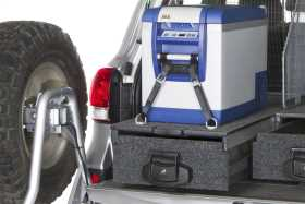 Cargo Drawer Roller Floor