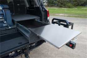 ARB Roller Drawer Table