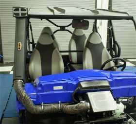 AIRAID Powersports Complete Air Intake Kit 883-315