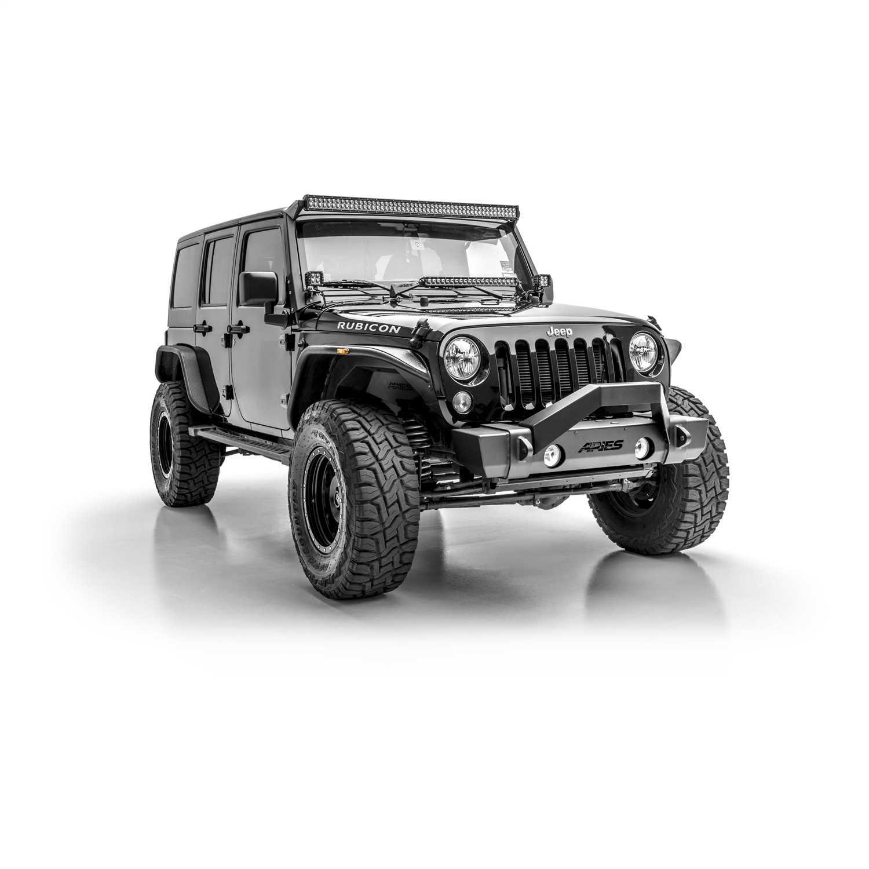 Aries Fender Flare Light Kit Alamo Auto Supply Installing Jeep Flares 1500240