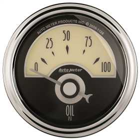 Cruiser™ AD Oil Pressure Gauge