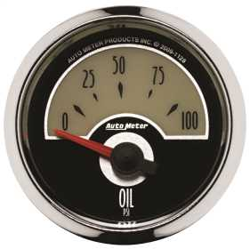 Cruiser™ Oil Pressure Gauge