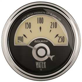 Cruiser™ AD Water Temperature Gauge