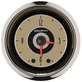 Cruiser™ Clock