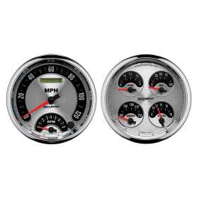 American Muscle™ Quad Gauge/Tach/Speedo Kit