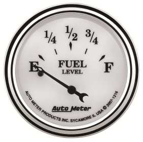 Old Tyme White II™ Fuel Level Gauge