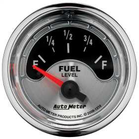 American Muscle™ Electric Fuel Level Gauge