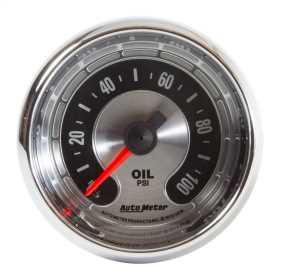 American Muscle™ Oil Pressure Gauge