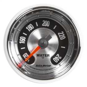 American Muscle™ Water Temperature Gauge