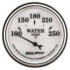 Old Tyme White II™ Water Temperature Gauge