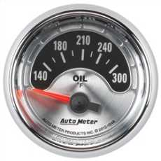 Engine Oil Temperature Gauge