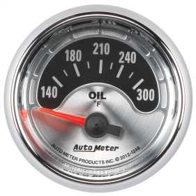 American Muscle™ Engine Oil Temperature Gauge