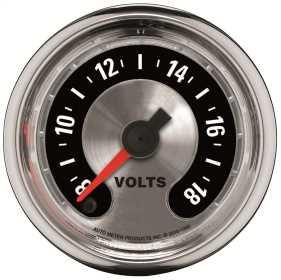 American Muscle™ Voltmeter