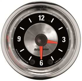 American Muscle™ Clock