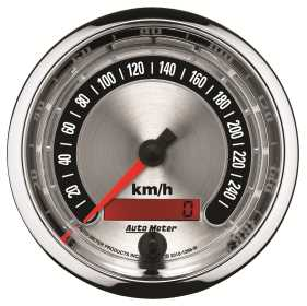 American Muscle™ Electric Programmable Speedometer