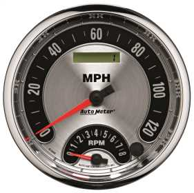 American Muscle™ Tach/Speedometer Combo
