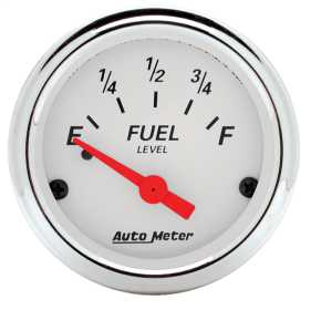 Arctic White™ Fuel Level Gauge