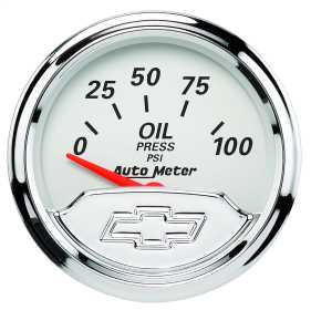 Chevy Vintage™ Oil Pressure Gauge