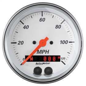 Arctic White™ Speedometer