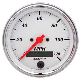 Arctic White™ Electric Programmable Speedometer 1380