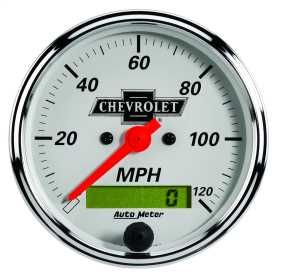 Chevy Vintage™ Electric Speedometer