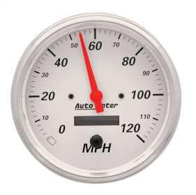 Arctic White™ Electric Programmable Speedometer 1389