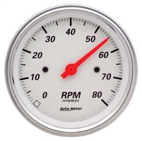 Arctic White™ Electric Tachometer 1390