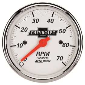 Chevy Vintage™ Electric Tachometer