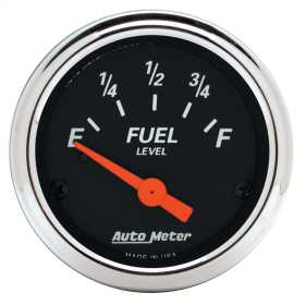 Designer Black™ Fuel Level Gauge