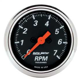 Designer Black™ In-Dash Electric Tachometer