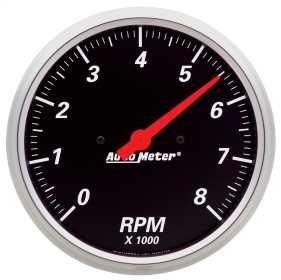 Designer Black™ Street Rod Tachometer