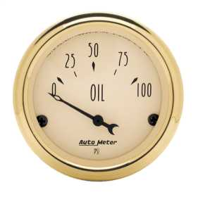 Golden Oldies™ Oil Pressure Gauge