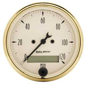 Golden Oldies™ Electric Programmable Speedometer