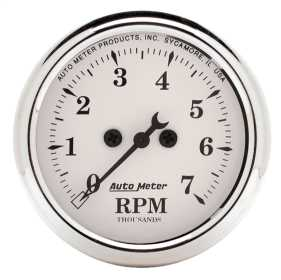 Old Tyme White™ Electric Tachometer 1694