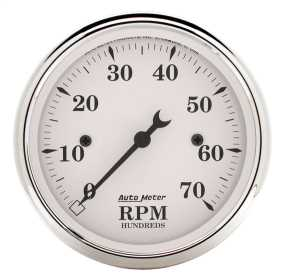 Old Tyme White™ Electric Tachometer 1695