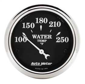 Old Tyme Black™ Water Temperature Gauge