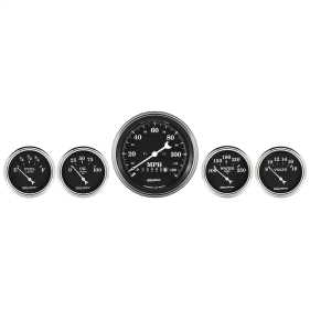 Old Tyme Black™ Electric Speedometer Kit