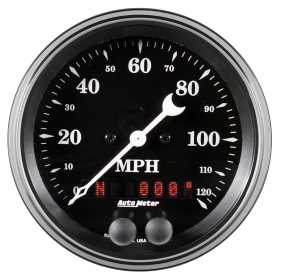 Old Tyme Black™ GPS Speedometer