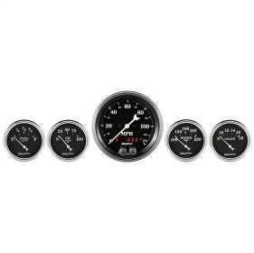 Old Tyme Black™ GPS Speedometer 1750