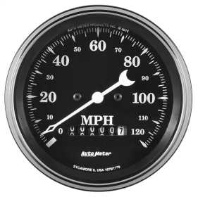 Old Tyme Black™ GPS Speedometer Kit