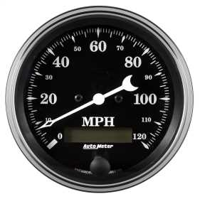Old Tyme Black™ Electric Programmable Speedometer