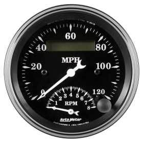 Old Tyme Black™ Electric Programmable Speedometer 1781