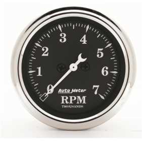 Old Tyme Black™ Electric Tachometer