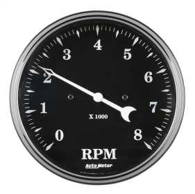 Old Tyme Black™ In-Dash Tachometer