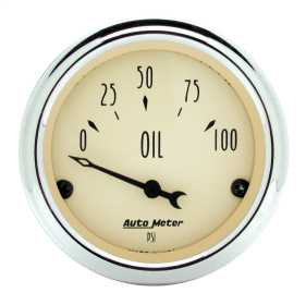 Antique Beige™ Oil Pressure Gauge
