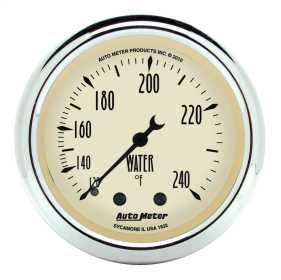 Antique Beige™ Mechanical Water Temperature Gauge