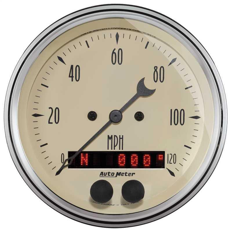 Antique Beige™ Speedometer 1849