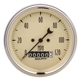 Antique Beige™ Electric Programmable Speedometer