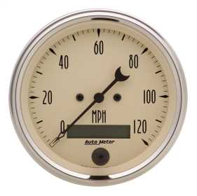 Antique Beige™ Electric Programmable Speedometer 1880